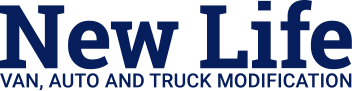 New Life Van, Auto and Truck Modification Logo