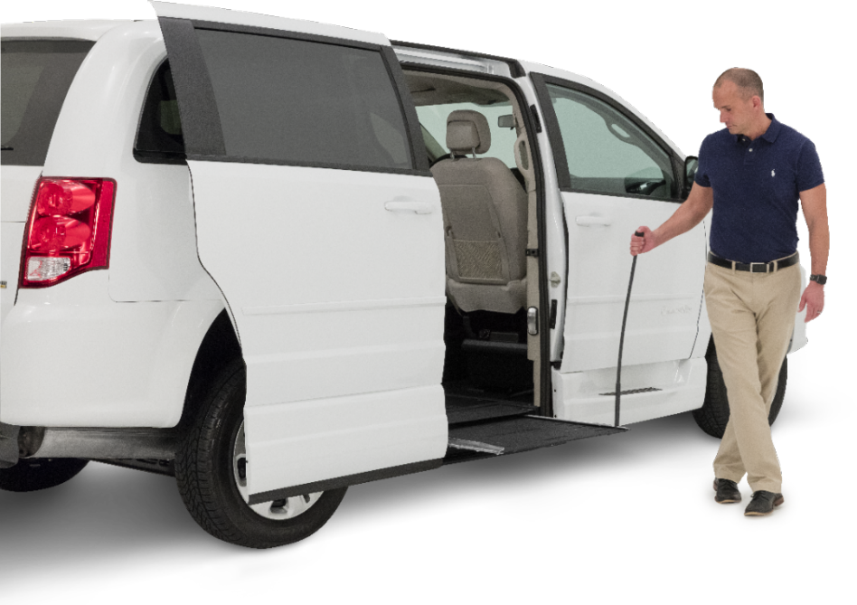 Mobility advisor will work with you to determine mobility vehicle needs